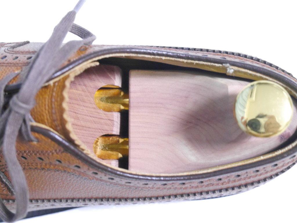 シューキーパー装着例 リーガル2235ギリギリ