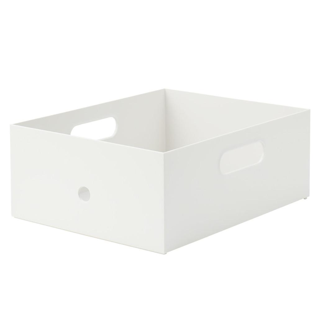シューケアボックス おすすめの無印良品収納ボックス