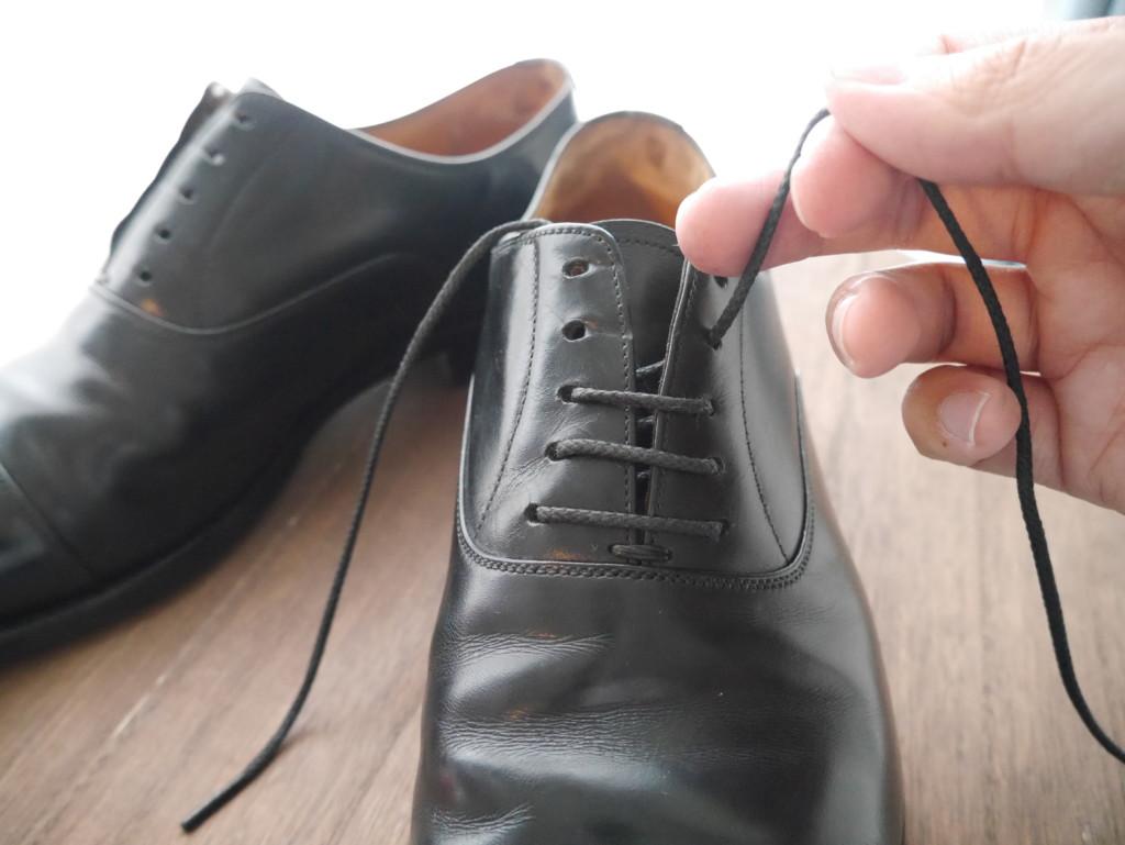 靴紐シングル04