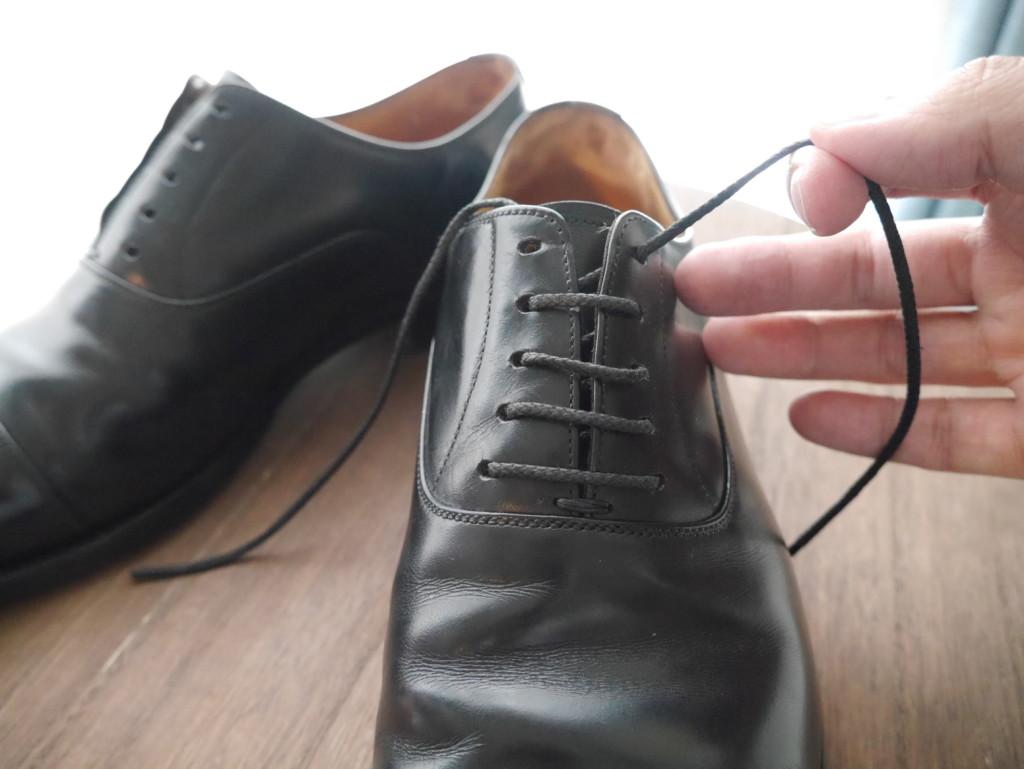 靴紐シングル05