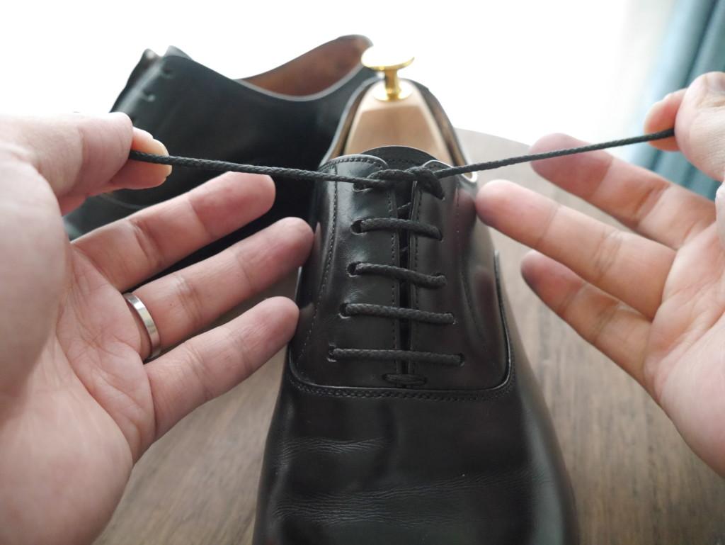 靴紐シングル08