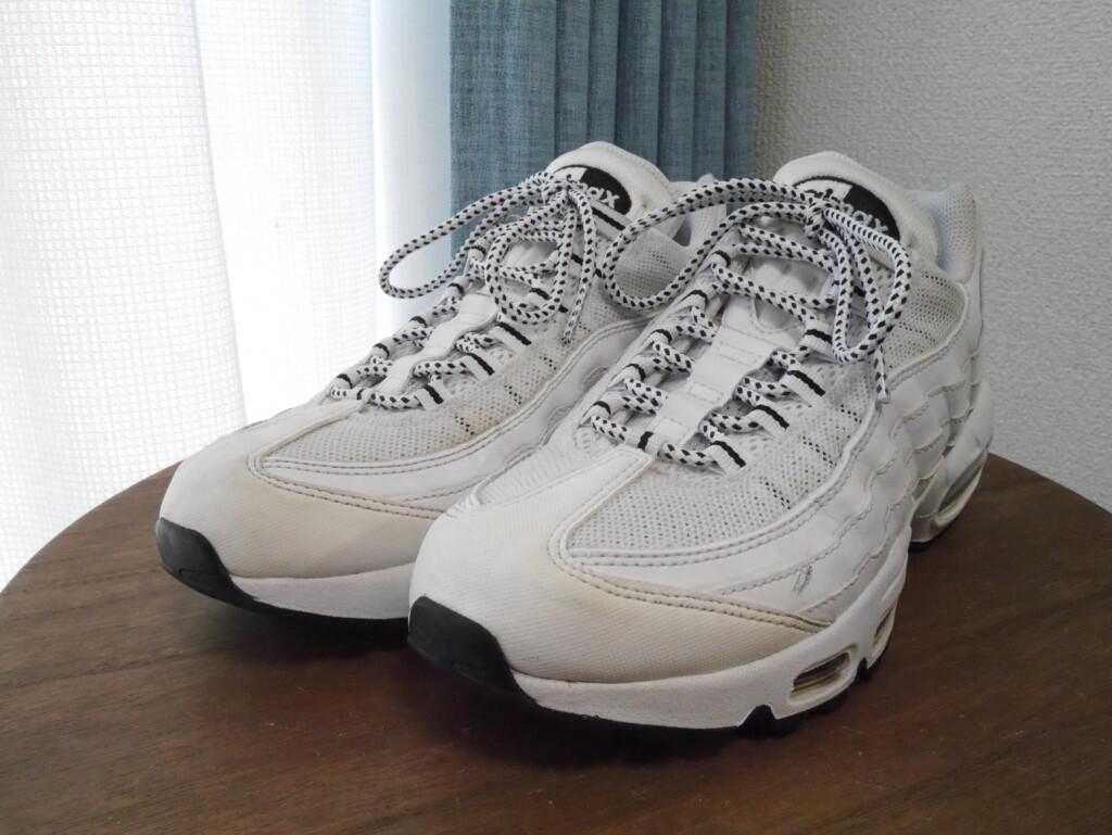 靴丸洗い 完成