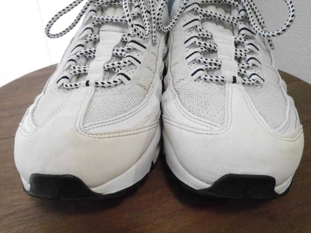 靴丸洗い ビフォーアフター2