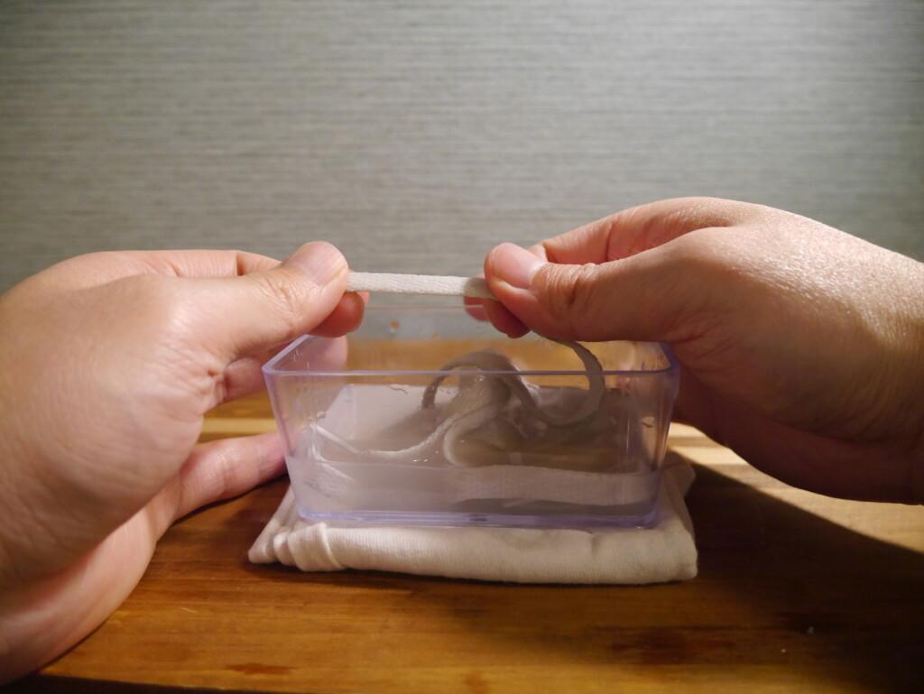 ナイキエアフォース1洗い方 紐の洗い方
